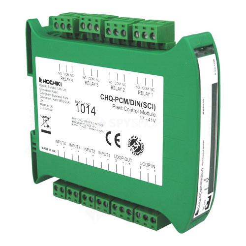 Modul pentru controlul instalatiilor HOCHIKI CHQ-PCM/DIN(SCI)
