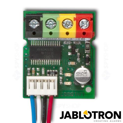 Modul pentru detectoare cablate Jablotron JA-111H