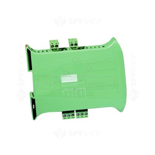Modul pentru doua sirene cu sina DIN CHQ-DSC/DIN (SCI)