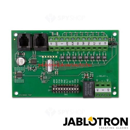 Modul releu de iesire Jablotron JA-68