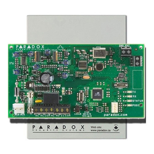 Modul repetor wireless Paradox Magellan RPT1+, carcasa inclusa, 1 PGM, 1 intrare universala