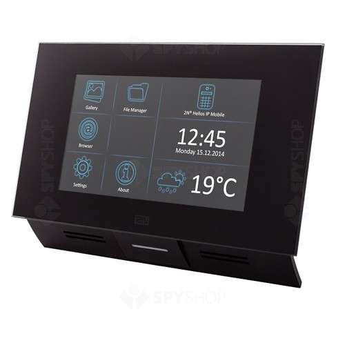 Monitor touch-screen de 7 inch 2N Telecommunications 91378365