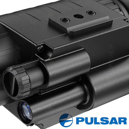 Monocular Night Vision Pulsar Scope Challenger G2+ 1x21 B Head Mount Kit 74091b