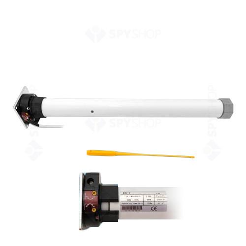 Motor tubular cu manivela pentru ax de 70 mm CFT