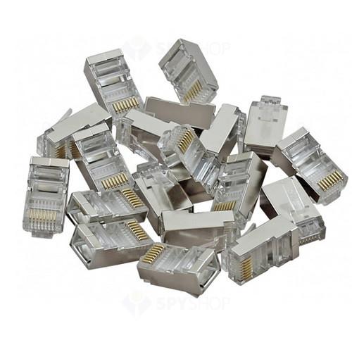 Mufa FTP pentru cablu Cat5e  RJ45-FTP