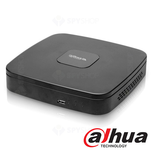 Network video recorder cu 4 canale Dahua NVR2104-P 36 Mbs