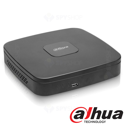 Network video recorder cu 8 canale Dahua NVR3108-P