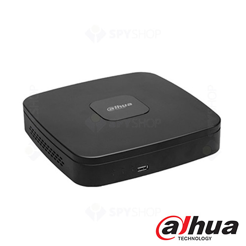 Network video recorder cu 4 canale Dahua NVR3104-P