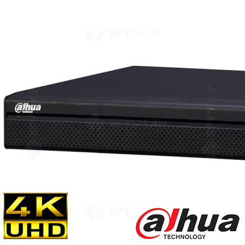 Network video recorder 4k cu 32 canale Dahua NVR4232-4K 256 Mbs