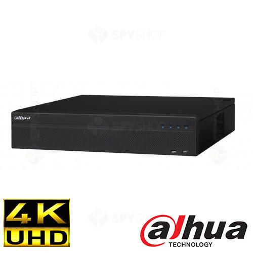 Network video recorder 4k cu 32 canale Dahua NVR608-32-4K