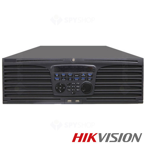 Network video recorder cu 128 canale Hikvision DS-96128NI-F16