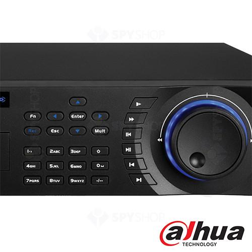 Network video recorder cu 64 canale Dahua NVR7864