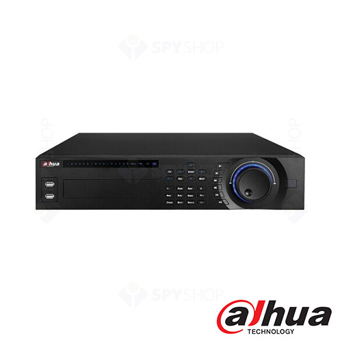 Network video recorder cu 16 canale Dahua NVR7816
