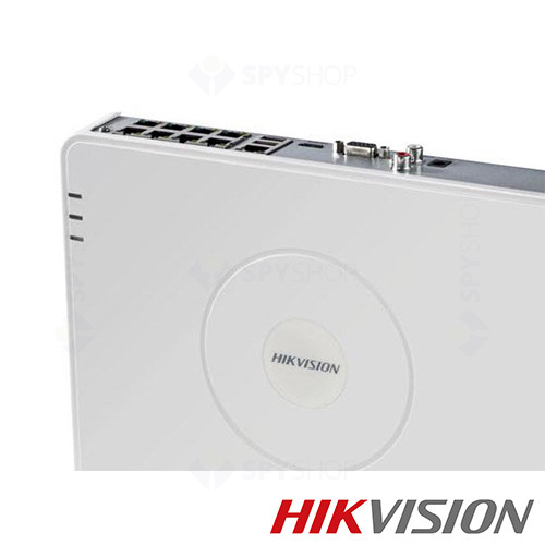 Network video recorder cu 16 canale Hikvision DS-7116NI-SN/P