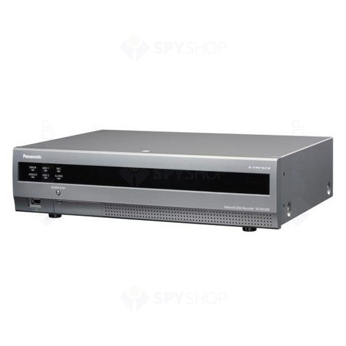 Network video recorder cu 16 canale Panasonic WJ-NV200 3TB