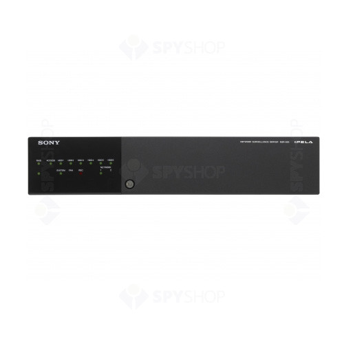 Network video recorder cu 16 canale Sony NSR-500