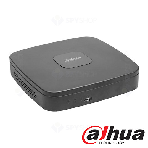 Network video recorder cu 4 canale Dahua NVR3104 48 Mbs