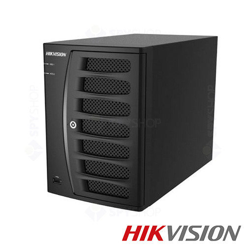 Network video recorder cu 4 canale Hikvision DS-7604NI-VP