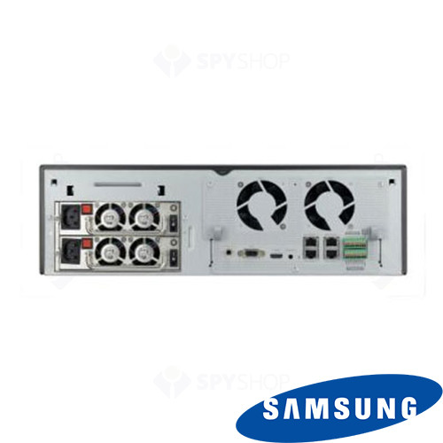 Network video recorder cu 64 de canale Samsung SRN-4000 2TB