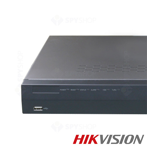 Network video recorder cu 8 canale Hikvision DS-7608NI-S