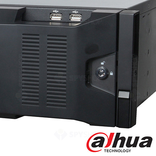 Network video recorder cu LCD Dahua DH-NVR6000