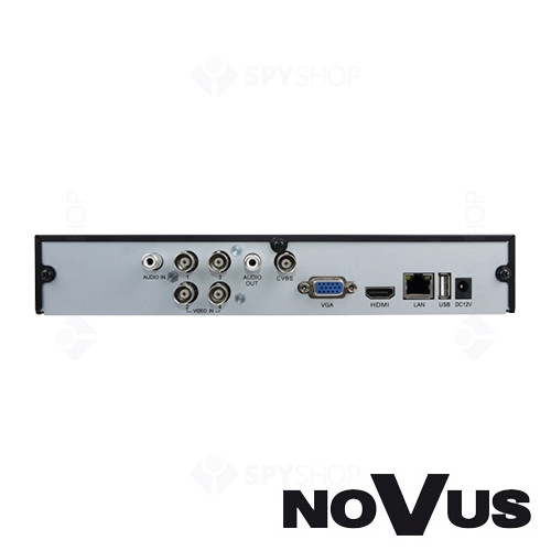 DVR STAND ALONE 4 CANALE VIDEO NOVUS NDR-BA3104