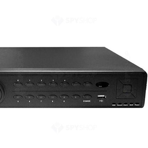 NVR cu 16 canale Full HD sau HD NVR-16FHD