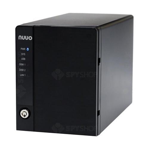 NVR mini2 cu 2 canale IP Nuuo NE 2020