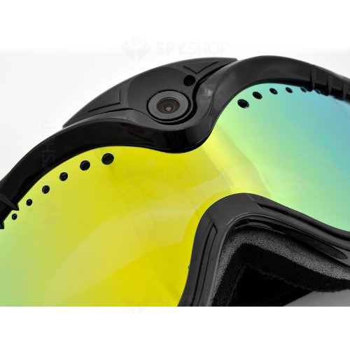 Ochelari de Ski cu camera video HD 720p integrata