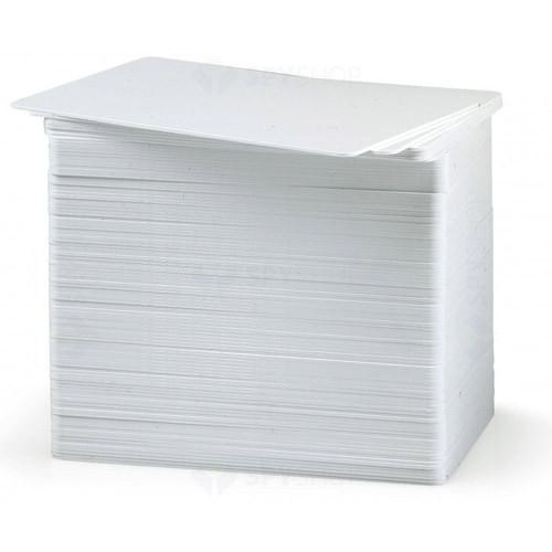Pachet de 100 carduri PVC Zebra 104523-010