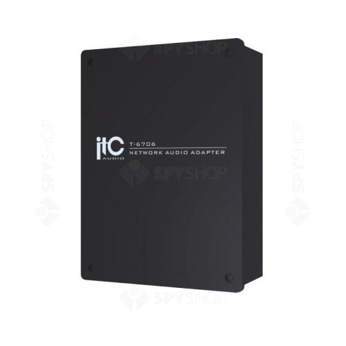 Panou terminal cu difuzor IP Inetrcom ITC T-6706(D1)