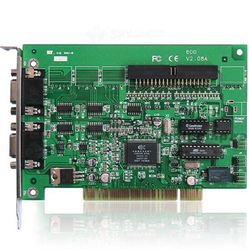 Placa captura video GeoVision DVR-600