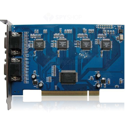 PLACA CAPTURA VIDEO DVR-6416
