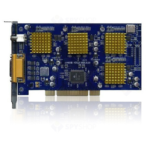 PLACA CAPTURA VIDEO DVR-9008