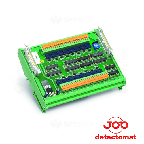 Placa de extensie cu 32 iesiri Detectomat BB-16