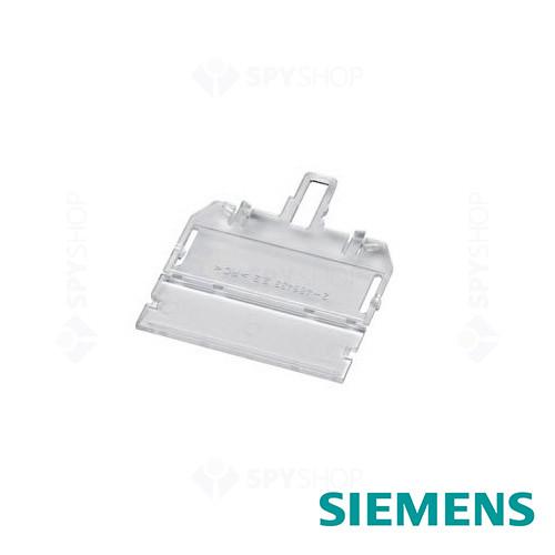 Placa de identificare detector Siemens DBZ1193A