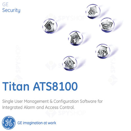 Platforma software UTC Fire & Security ATS-8100