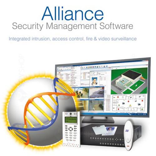 Platforma software UTC Fire & Security ATS-8320
