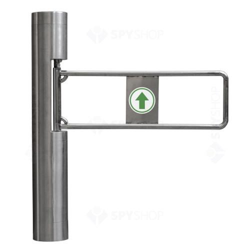 Poarta batanta tubulara automata YK-PB2044-70/90, bidirectional, 1-2 sec, 24 Vcc
