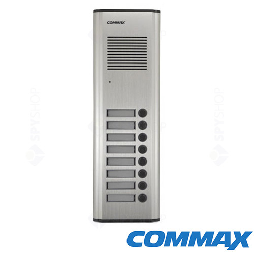 Interfon de exterior Commax DR-8KM