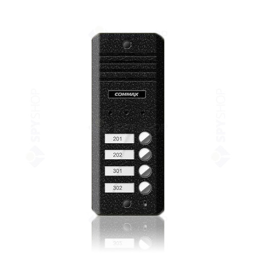 Videointerfon de exterior Commax DRC-4CD
