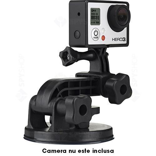 Prindere cu ventuza pentru camerele Hero GoPro Suction Cup AUCMT-301