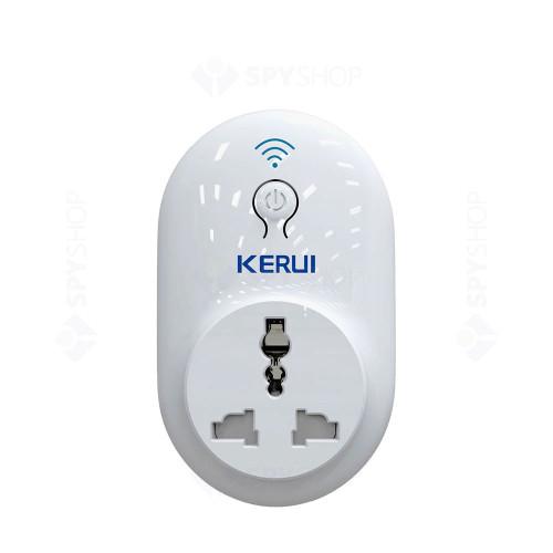 Priza inteligenta stant-alone KR-S72, wireless, 2.4 GHz, 100-240 Vac