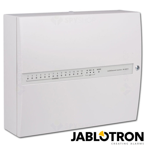 Receptor cu 14 iesiri Jablotron AC-8014