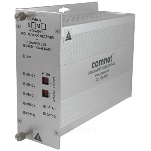 Receptor video digital Comnet FVR41S2