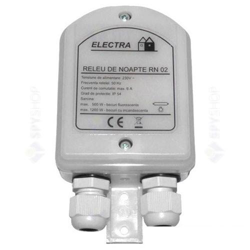 Releu de noapte Electra RN 02, aparent, 230 V, IP 64
