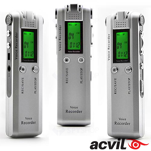Reportofon digital Acvil 4GB