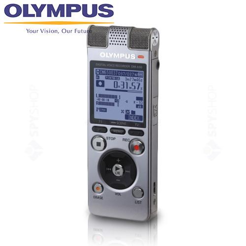 Reportofon digital Olympus DM-650