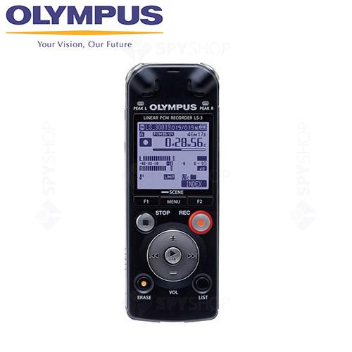 Reportofon digital Olympus LS-3 Linear PCM