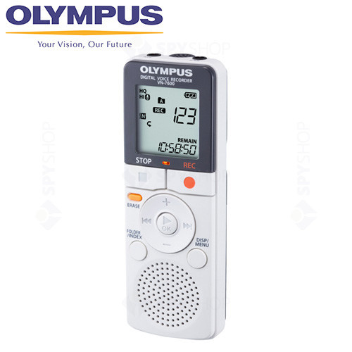 Reportofon digital Olympus VN-7600 activare vocala